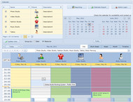 Online Studio Booking System screenshot